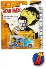 STAR TREK 2013 Pop Culture Captain KIRK die-cast vehicle from HOT WHEELS.