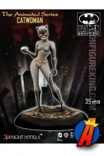 Knight Models 35mm CATWOMAN ANIMATED Miniature Metal Figure.