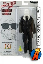 MEGO 8-INCH INVISIBLE MAN HORROR ACTION FIGURE circa 2019.