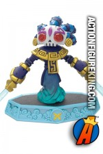 Skylanders Imaginators BAD JUJU figure and gamepiece.
