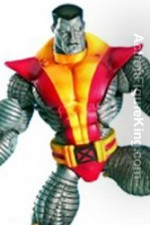 Marvel Legends Series 5 Colossus Action Figure from Toybiz.