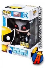 Funko Pop! Marvel Hot Topic Variant X-Force WOLVERINE Figure.