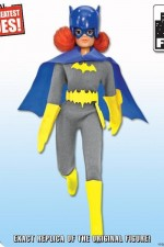 Eight Inch Batman Retro Series 3 Batgirl Action Figure