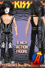 KISS Series 3 Sonic Boom The Starchild (Paul Stanley) Action Figure from by Figures Toy Company.