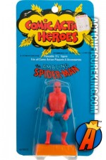 Mego Comic Action Heroes Amazing Spider-Man figure.