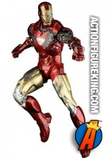 Sixth-scale Iron Man Mark VI action figure from Hot Toys.