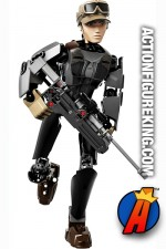 STAR WARS SERGEANT JYN ERSO LEGO Building Kit.