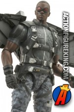 Marvel Select Captain America 2 7-Inch Scale Falcon action figure.