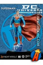 SUPERMAN mini KNIGHT MODELS with three optional chest plates.