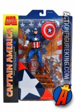 Marvel Select DIsney Store exclusive Captain America figure.