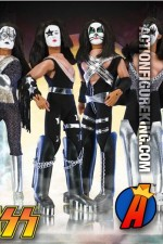 KISS Series 1 Love Gun 8-Inch Action FIgures from Figures Toy Company.
