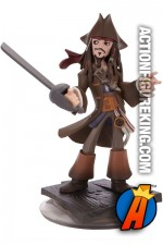 Disney Infinity Pirates of the Caribbean Jack Sparrow figure.
