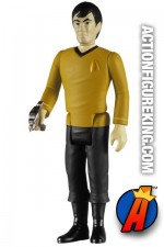 Star Trek Mr. Sulu retro-stlye action figure from ReAction.