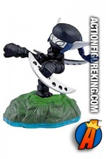 Skylanders Swap-Force Variant Dark Stealth Elf Figure.