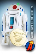 Jumbo KENNER STAR WARS Droids R2-D2 Action Figure.