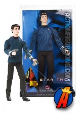 BARBIE STAR TREK KEN as MR. SPOCK from Mattel.