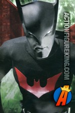 From the DC animated universe comes this sixth-scale Batman Beyond action figure.