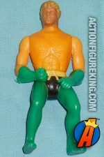 3 3/4-inch Comic Action Heroes Aquaman figure from Mego Corp.