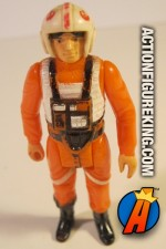 1978 Luke Skywalker X-Wing Pilot action figure from Kenner.