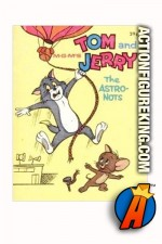 1969 Tom and Jerry The Astro-Nots A Big Little Book from Whitman.