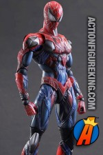 10-inch tall Square Enix Spider-Man action figure.