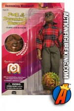 Limited Edition Target Exclusive SCREAMING WEREWOLF WOLF MAN 8-Inch ACTION FIGURE from MEGO circa 2018.