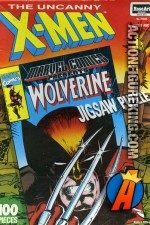 RoseArt X-Men 100-piece jigsaw puzzle featuring Wolverine.
