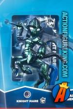 Skylanders Trap Team Knight Mare figure and gamepiece.