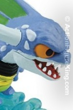 Skylanders Spyro's Adventure First Edition Zap figure from Activision.