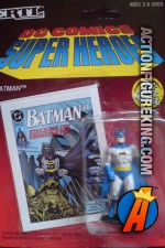 2-inch DC Comics Super-Heroes Die-Cast Metal Batman Raised Fist figure.