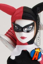 Tonner 16-inch Special Edition Harley Quinn dressed figure.