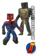 Marvel Minimates Spider-Man Movie Sewer 2-Pack.