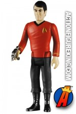 Star Trek retro-style Scotty action figure from Funko and ReAction.