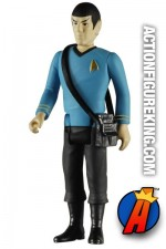 Star Trek 3.75-inch retro style Mr. Spock action figure from ReAction.