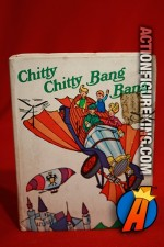 Chitty Chitty Bang Bang A Big Little Book from Whitman.