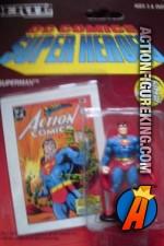 2-inch DC Comics Super-Heroes Die-Cast Metal Superman Standing figure.