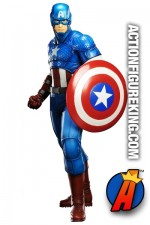 2014 Kotobukiya Marvel Now! CAPTAIN AMERICA ArtFX Statue.