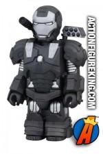 Minature Medicom Kubrick Iron Man 2 War Machine action figure.