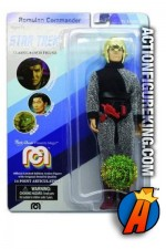 2018 TARGET EXCLUSIVE LTD EDITION MEGO STAR TREK ROMULAN 8-INCH ACTION FIGURE