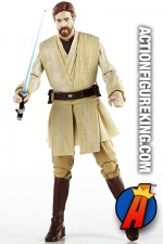 STAR WARS Black Series 6-inch scale young OBI-WAN KENOBI action figure.