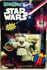 STAR WARS Bend-Ems YODA Bendable Figure.