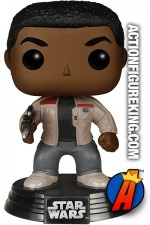 Funko Pop! STAR WARS the Force Awakens FINN Figure Number 59.