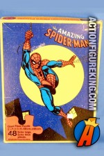 The Amazing Spider-Man 48 piece jigsaw puzzle from House of Games circa 1977.