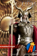 Fully articulated sixth-scale Odin action figure from Hot Toys.