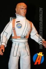 Custom Mego Astronaut Alan Verdon Forbidden Zone outfit.