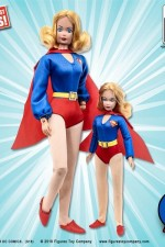 DC COMICS SIXTH-SCALE SUPERGIRL MEGO STYLE ACTION FIGURE from FTC circa 2018