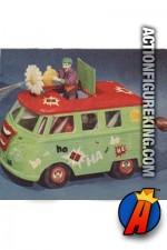 Mego Jokermobile Vehicle and Playset.