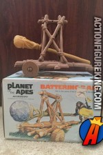 Mego Planet of the Apes Battering Ram playset.