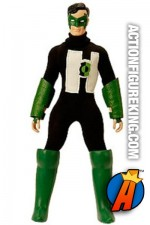 Mattel 8-inch scale Retro Action Kyle Rayner Green Lantern figure.
