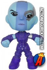 Funko Marvel Guardians of the Galaxy Mystery Minis Nebula figure.